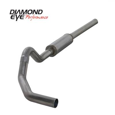 Diamond Eye Performance - Diamond Eye Performance 2004.5-2007.5 DODGE 5.9L CUMMINS 2500/3500 (ALL CAB AND BED LENGTHS)-4in. 409 ST K4234S-RP - Image 2
