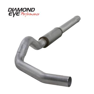Diamond Eye Performance - Diamond Eye Performance 2004.5-2007.5 DODGE 5.9L CUMMINS 2500/3500 (ALL CAB AND BED LENGTHS)-5in. ALUMIN K5244A-RP - Image 2