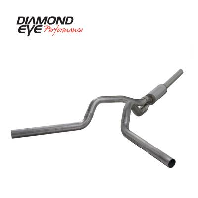 Diamond Eye Performance - Diamond Eye Performance 2004.5-2007.5 DODGE 5.9L CUMMINS 2500/3500 (ALL CAB AND BED LENGTHS)-4in. 409 ST K4236S-RP - Image 2