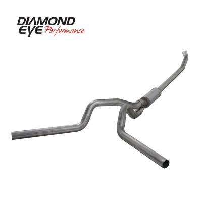 Diamond Eye Performance - Diamond Eye Performance 2004.5-2007.5 DODGE 5.9L CUMMINS 2500/3500 (ALL CAB AND BED LENGTHS)-4in. 409 ST K4237S-RP - Image 2