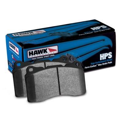 Hawk Performance - Hawk Performance Disc Brake Pad HB100F.480 - Image 2