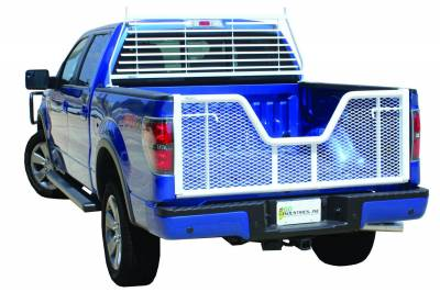 Exterior Accessories - Bumpers / Guards / Hooks - Go Industries - Go Industries Painted Headache Rack 52636