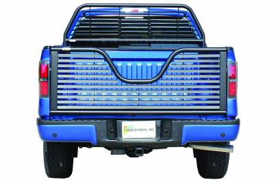 Exterior Accessories - Bumpers / Guards / Hooks - Go Industries - Go Industries Painted Headache Rack 52636B
