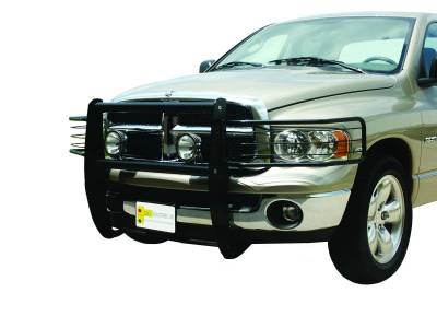 Exterior Accessories - Bumpers / Guards / Hooks - Go Industries - Go Industries Knockdown Grille Guard 37660B