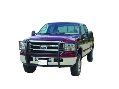 Exterior Accessories - Bumpers / Guards / Hooks - Go Industries - Go Industries Grille Sheild 49641