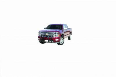 Exterior Accessories - Bumpers / Guards / Hooks - Go Industries - Go Industries Quad - Guard 32736