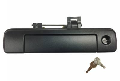 Exterior Accessories - Hoods / Tail Gates - Pop & Lock - Pop & Lock Pop & Lock Tailgate Lock PL1850