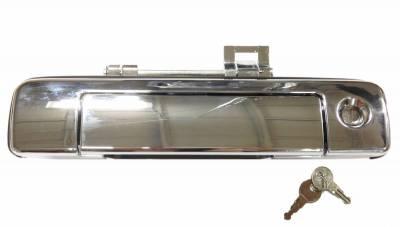 Exterior Accessories - Hoods / Tail Gates - Pop & Lock - Pop & Lock Pop & Lock Tailgate Lock PL1850C