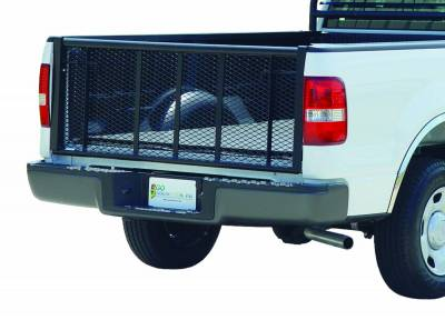 Exterior Accessories - Hoods / Tail Gates - Go Industries - Go Industries Straight Painted Tailgate 6636B