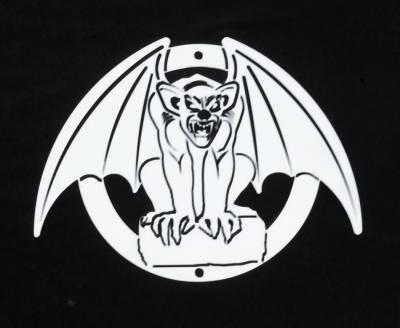Exterior Accessories - Logos / Emblems - T-Rex - T-Rex Grill Logoz Gargoyle L1010