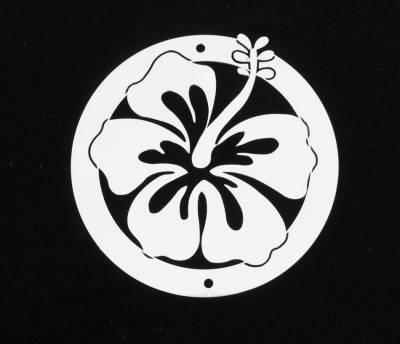 Exterior Accessories - Logos / Emblems - T-Rex - T-Rex Grill Logoz Hawaiian L1004