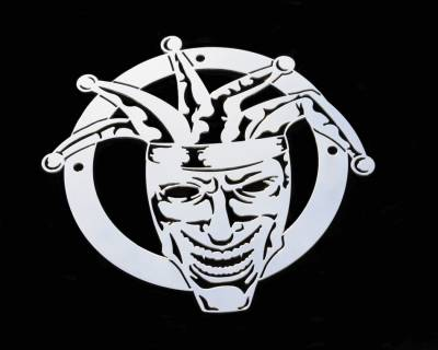 Exterior Accessories - Logos / Emblems - T-Rex - T-Rex Grill Logoz Joker L1000