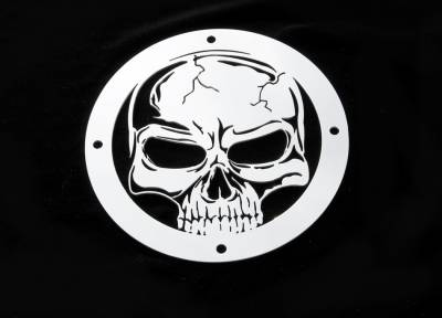 Exterior Accessories - Logos / Emblems - T-Rex - T-Rex Grill Logoz Skull L1009