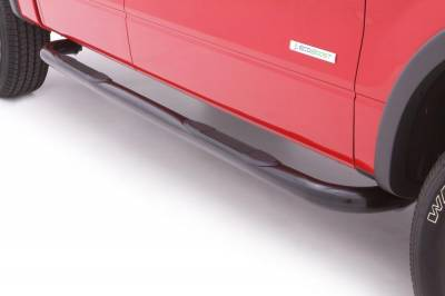 Exterior Accessories - Steps / Running Boards - LUND - LUND LUND - 3 In ROUND BENT STEEL 23083400