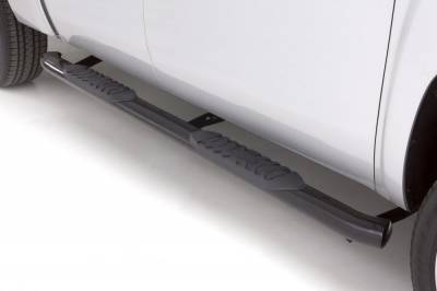 Exterior Accessories - Steps / Running Boards - LUND - LUND LUND - 4 In OVAL CURVED STEEL 23456776