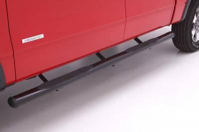 Exterior Accessories - Steps / Running Boards - LUND - LUND LUND - 4 In OVAL STRAIGHT STEEL 23693785