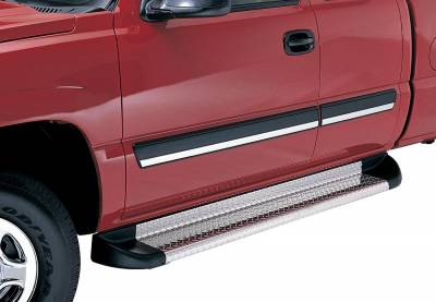 Exterior Accessories - Steps / Running Boards - LUND - LUND LUND - TRAILRUNNER DIAMOND MULTI-FIT 261220