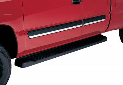 Exterior Accessories - Steps / Running Boards - LUND - LUND LUND - FACTORY STYLE MULTI-FIT BOARDS 221030