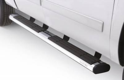 Exterior Accessories - Steps / Running Boards - LUND - LUND LUND - 6INCH-OVAL STRAIGHT CHROME 22368709