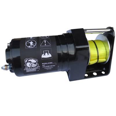 Bulldog Winch - Bulldog Winch 2k600 Snow Plow Winch 15021