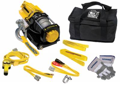 Superwinch - Superwinch WINCH IN A BAG PLUS-2500 1125149