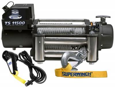Superwinch - Superwinch WINCH-TIGER SHARK 11500 1511200