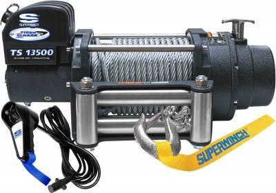 Superwinch - Superwinch WINCH-TIGER SHARK 13500 12V 1513200