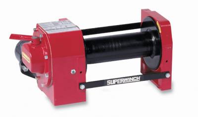 Superwinch - Superwinch WINCH-H9W W/MOTOR & CLUTCH 8588A