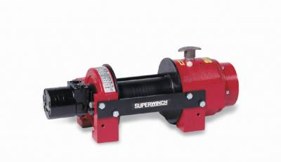 Superwinch - Superwinch WINCH-H8P W/MOTOR (MANUAL) 5050A