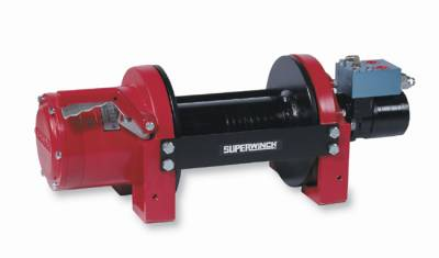 Superwinch - Superwinch WINCH-H15P 4 X 11.4 DRUM 5376