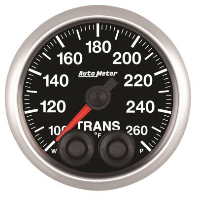Gauges & Pods - IssPro - Auto Meter - Auto Meter 2-1/16in. TRANS TEMP; 100-260F; COMP 5558