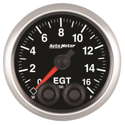 Gauges & Pods - AutoMeter - Auto Meter - Auto Meter 2-1/16in. E.G.T. PYRO; 0-1600F; COMP 5546
