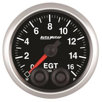 Auto Meter - Auto Meter 2-1/16in. E.G.T. PYRO; 0-1600F; COMP 5546