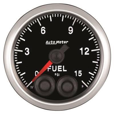Auto Meter - Auto Meter 2-1/16in. FUEL PRESS; 0-15 PSI; COMP 5567