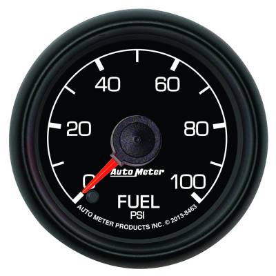 Auto Meter - Auto Meter Gauge; Fuel Pressure; 2 1/16in.; 30psi; Stepper Motor; Ford Factory Match 8463 - Image 2