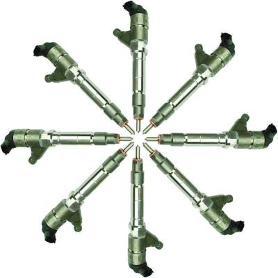 Injectors - Injectors - BD Diesel - BD Diesel Injector Set - Duramax LLY 2004-2006 - 90hp 1076606