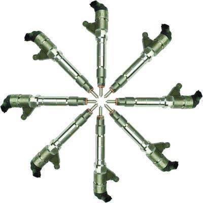 BD Diesel - BD Diesel Injector Set - Duramax LMM 2007.5-2010 - 60hp 33% 1076615