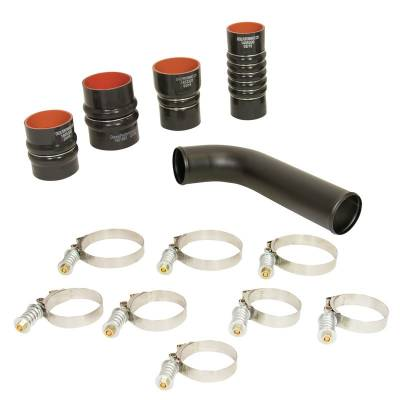 Intercoolers & Pipes - Pipes/Tubes & Accessories - BD Diesel - BD Diesel Intercooler Hose/Clamp Kit - Dodge 2007.5-2009 6.7L 1045216
