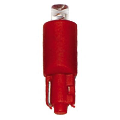 Auto Meter - Auto Meter LED Bulb; Replacement; T1-3/4 Wedge; Red; for Monster Tach 3294 - Image 2