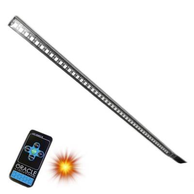 "Shop by Category - Interior Accessories - Oracle Lighting - Oracle Lighting ORACLE 22"" V2 LED Scanner - Amber 4401-005"