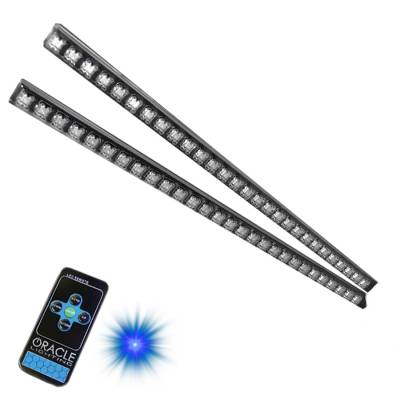 "Shop by Category - Interior Accessories - Oracle Lighting - Oracle Lighting ORACLE Dual 15"" V2 LED Scanner - Blue 4407-002"