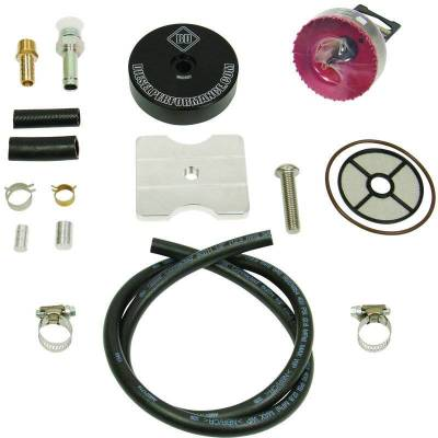 Lift Pumps & Fuel Systems - Fuel Sumps - BD Diesel - BD Diesel Flow-MaX Tank Sump Kit 1050330