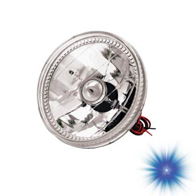 Oracle Lighting - Oracle Lighting ORACLE Pre-Installed 5.75? Sealed Beam 6904-002
