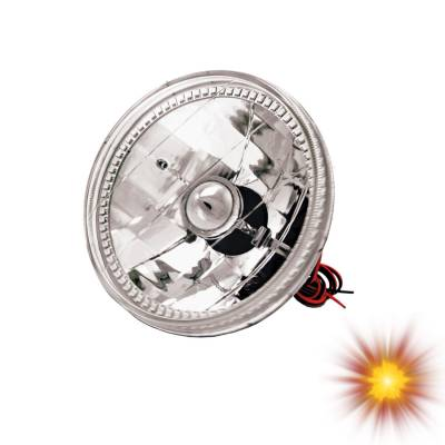 Oracle Lighting - Oracle Lighting ORACLE Pre-Installed 5.75? Sealed Beam 6904-005