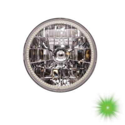 "Oracle Lighting - Oracle Lighting ORACLE Pre-Installed 7"" Sealed Beam 6905-004"