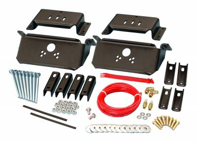 Suspension - Helper Bags - Firestone Ride-Rite - Firestone Ride-Rite Air Helper Spring Bracket Kit 5000