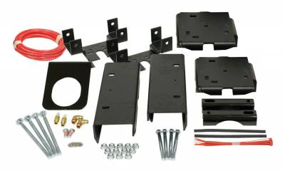 Suspension - Helper Bags - Firestone Ride-Rite - Firestone Ride-Rite Air Helper Spring Bracket Kit 5001
