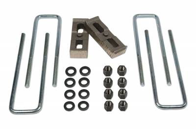 Tuff Country - Tuff Country BLOCK KIT-CHEVY 2500HD/3500HD 1IN. 97090