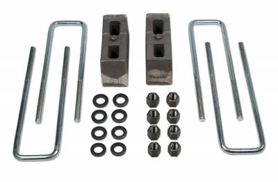 Suspension - Leaf Springs - Tuff Country - Tuff Country BLOCK KIT-CHEVY/GMC 01-09 2500HD 3IN. 97023