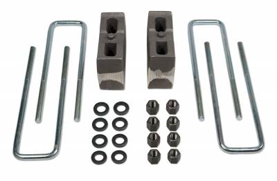 Tuff Country - Tuff Country BLOCK KIT-CHEVY/GMC 01-09 3500HD 4IN. 97028